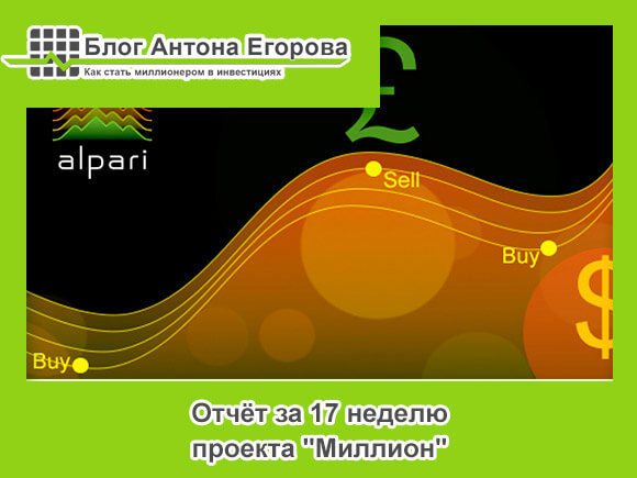 Альпари инвестиционный отчёт