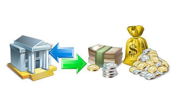Как сделать депозит в банке 987
