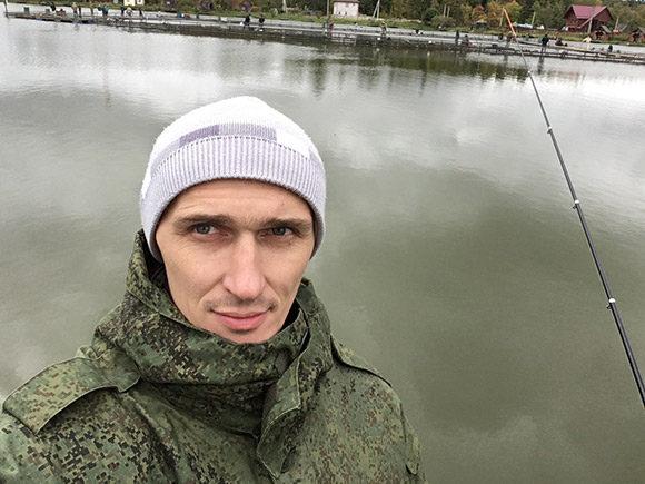 рыбачу