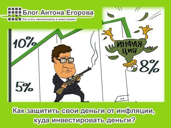 инфляция-инвестиции